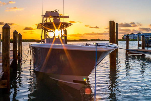 Weekly marina rates in the Florida Keys