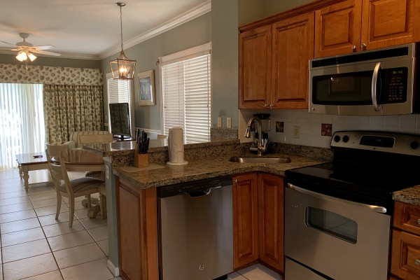 Florida Keys Rental with Kitchen at Hawks Cay Resort