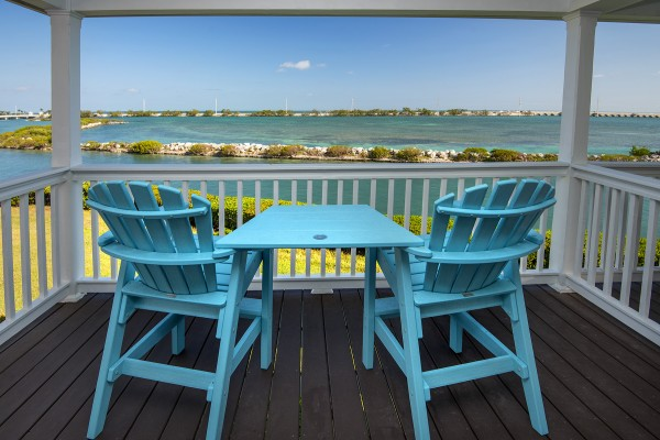 Waterfront Villa Rental at Hawks Cay, Florida