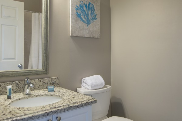 Marina Village Townhome Bathroom at Hawks Cay
