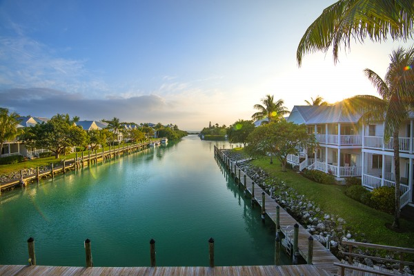 Florida Keys Waterfront Home Rentals at Hawks Cay Resort