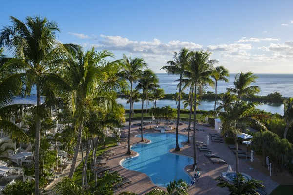 Rooftop Terrace Suites at Hawks Cay in the Florida Keys