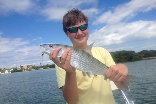 Bonefish fishing in Florida