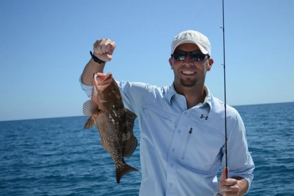 Florida fishing charter