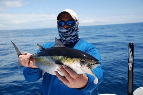 fishing for tuna in Florida Keys