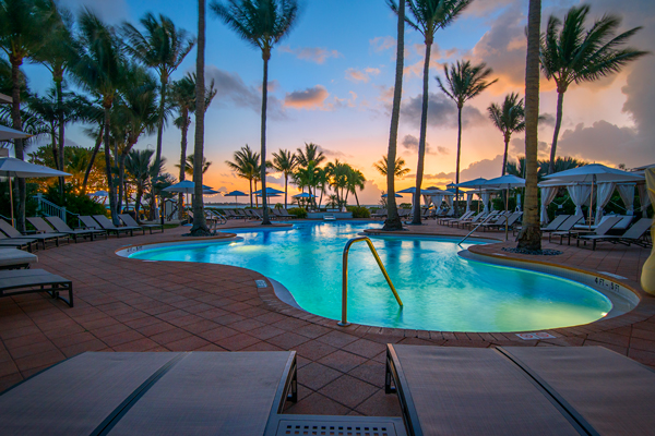 Florida Keys Resort Adults Only Pool