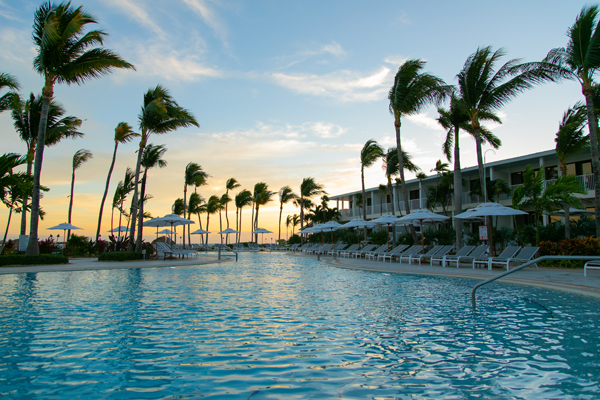 One of the Best Resort Pools in the Florida Keys
