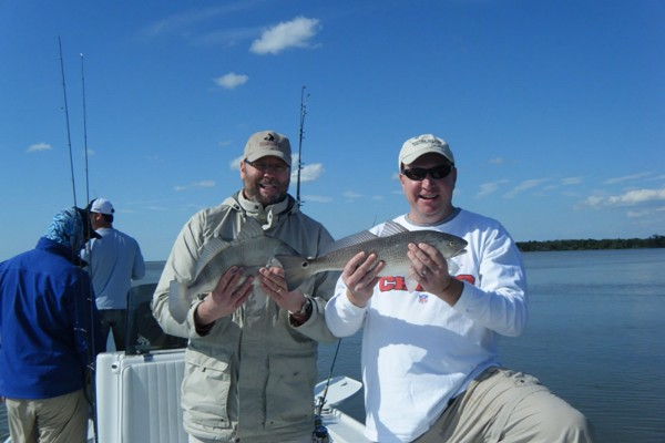 Speckled saltwater trout caught on I'm Hooked fishing charter at Hawks Cay Resort in the Florida Keys