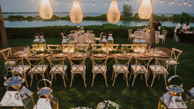 Romantic Florida Keys wedding venues by the water